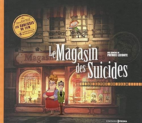 9782810402441: Le magasin des suicides