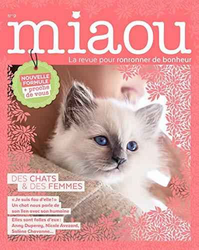 9782810429165: Miaou N 9 - des Chats et des Femmes