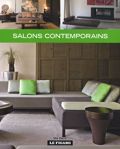 9782810500994: Salons contemporains