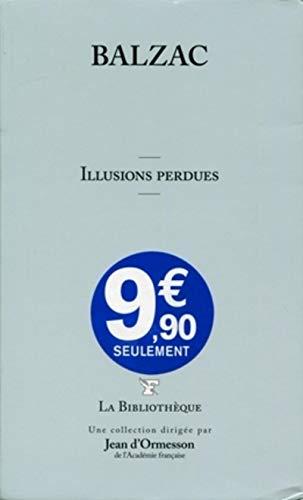 9782810501281: Illusions Perdues (La Bibliothèque)