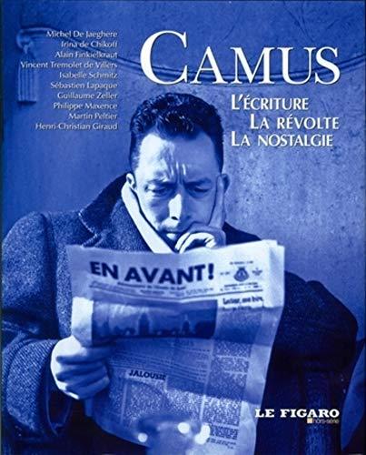 """""""Camus ; l'écriture, la révolte, la nostalgie"""": Constance Babinet, ..."""