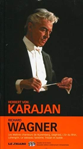 9782810502219: Richard Wagner - Tome 21: Les maîtres chanteurs de Nuremberg, Siegfried, l'or du Rhin, Lohengrin, le vaisseau fantôme, Tristan et Isolde... Double cd et livret