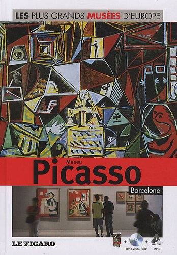 Museu Picasso, Barcelone (1DVD) (Les plus grands musées d'Europe): Le Figaro
