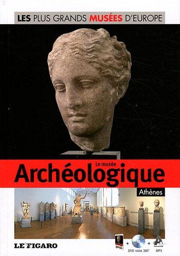 """9782810503148: """"les plus grands musées d'Europe t.8 ; musée archéologique, Athènes"""""""
