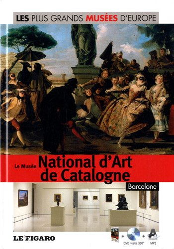 9782810503322: Le Musée National d'Art de Catalogne, Barcelone - Volume 26 : DVD visite 360°
