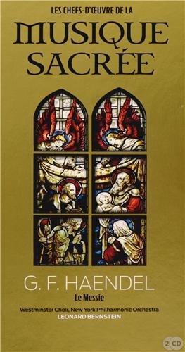 9782810505791: Haendel, Le Messie : Westminster Choir, New-York Philarmonic Orchestra (2CD audio) (Les chefs-d'oeuvre de la musique sacrée)