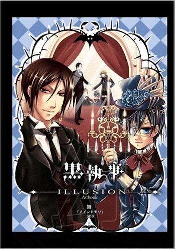 9782810611676: Kuroshitsuji artbook : Fanbook