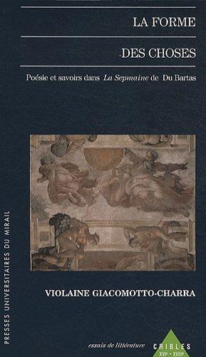 la forme des choses: Violaine Giacommotto-Charra, Violaine Giacomotto-Charra