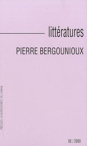 Pierre Bergounioux: Guy Larroux, Pierre Bergounioux, Yves Reboul