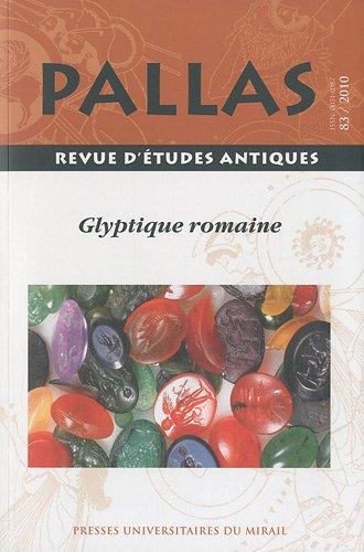 9782810701025: Glyptique romaine le public et son miroir