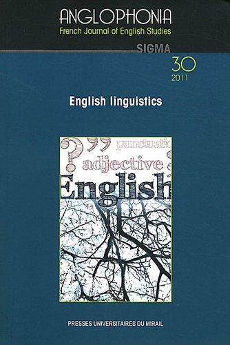 english linguistics: St�phanie Bonnefille, Wilfrid Rotg�