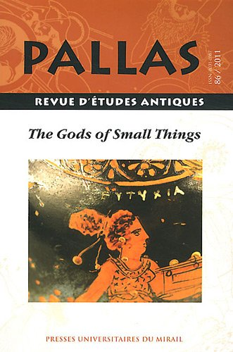 gods of small things: Amy C. Smith, Christian Rico, Marianne Bergeron