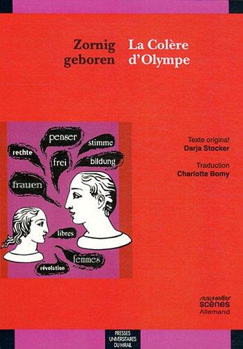 Zornig geboren La colere d'Olympe: Stocker Darja