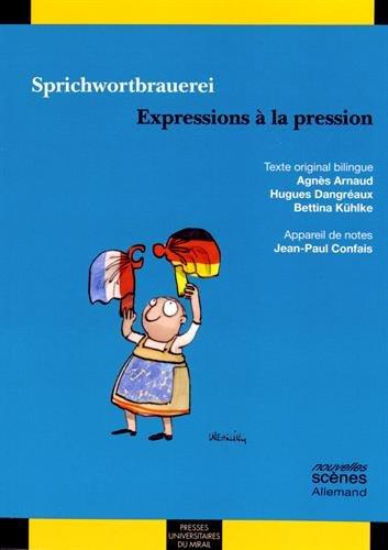 9782810703395: Sprichwortbrauerei : Expressions à la pression