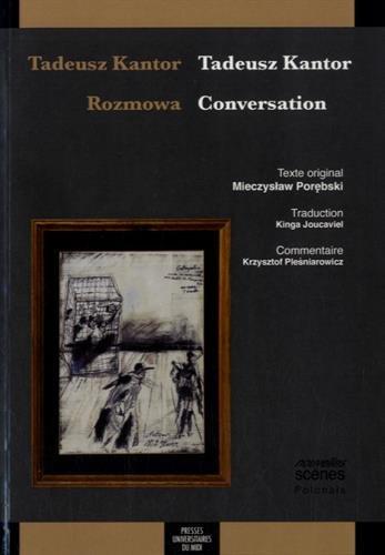 9782810703678: Tadeusz Kantor : conversation
