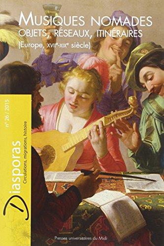 9782810704088: Musiques nomades : objets, réseaux, itinéraires