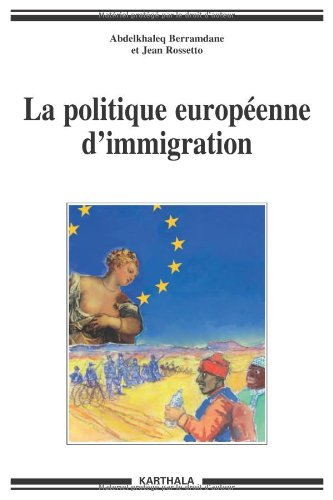 9782811102333: La politique europ�enne d'immigration