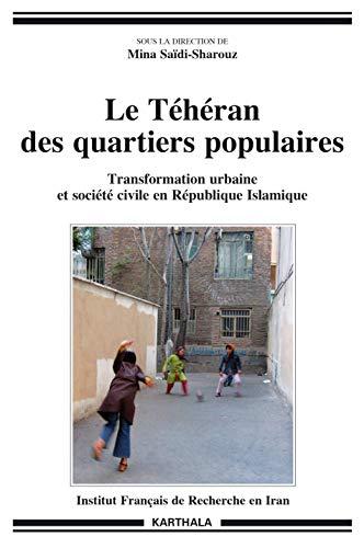 9782811109318: Le Téhéran des quartiers populaires