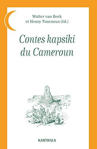 CONTES KAPSIKI DU CAMEROUN: VAN BEEK TOURNEUX