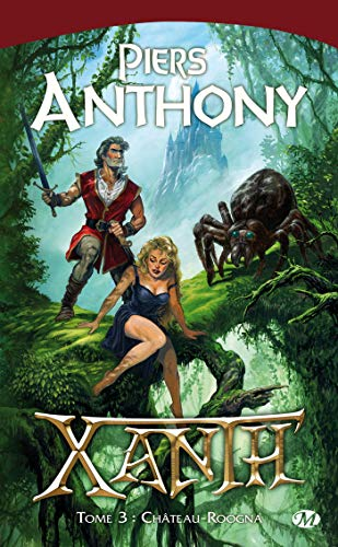 9782811201067: Xanth, Tome 3 (French Edition)