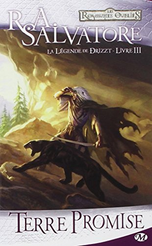 La Légende de Drizzt, Tome 3 (French Edition) (2811201920) by [???]