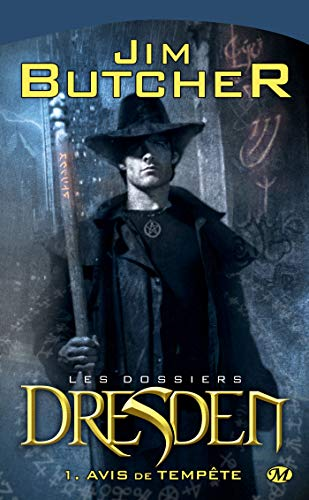 9782811202699: Les dossiers Dresden, Tome 1 (French Edition)