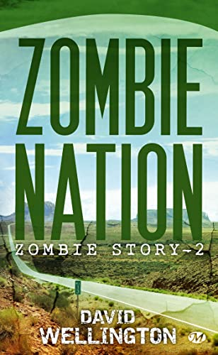 9782811203641: Zombie Story, tome 2 : Zombie Nation