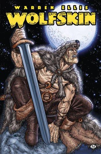 Wolfskin (2811204296) by Gianluca Pagliarani, Juan José Ryp, Mike Wolfer, Warren Ellis