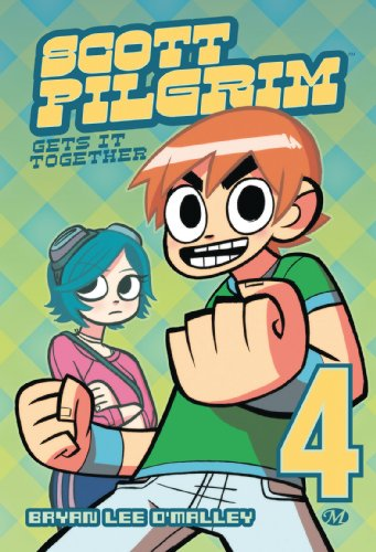 SCOTT PILGRIM V.04 : GETS IT TOGETHER: O'MALLEY BRYAN LEE