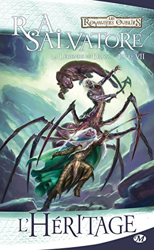 9782811205164: La Légende de Drizzt, Tome 7 (French Edition)