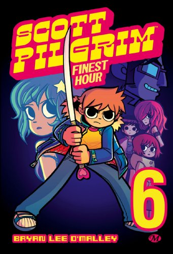 Scott Pilgrim, Tome 6 (French Edition) (9782811205508) by [???]