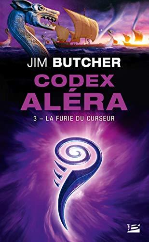 9782811207861: Codex Aléra, Tome 3 : La folie du curseur