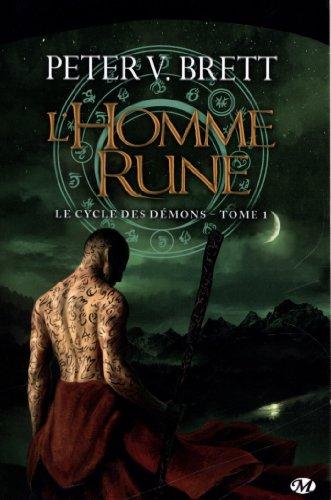 9782811210212: Le cycle des démons, Tome 1 : L'homme-rune