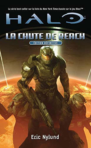 9782811210793: Halo, Tome 1 : La chute de Reach (Gaming)