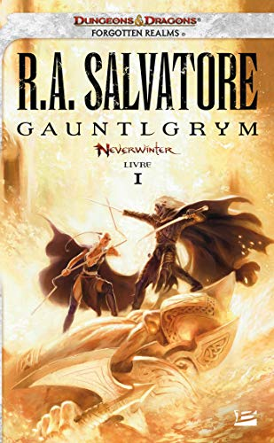 9782811211004: Neverwinter, Tome 1 : Gauntlgrym