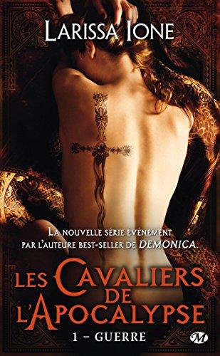9782811212377: Les Cavaliers de l'Apocalypse, Tome 1 : Guerre (Bit-Lit)