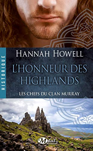 9782811213145: Les Chefs du clan Murray, Tome 2 : L'Honneur des Highlands