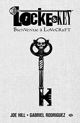 LOCKE & KEY T.01 (ÉD.COLLECTOR): HILL JOE