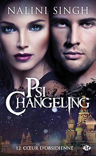 9782811215224: Psi-Changeling, T12 : Coeur d'Obsidienne