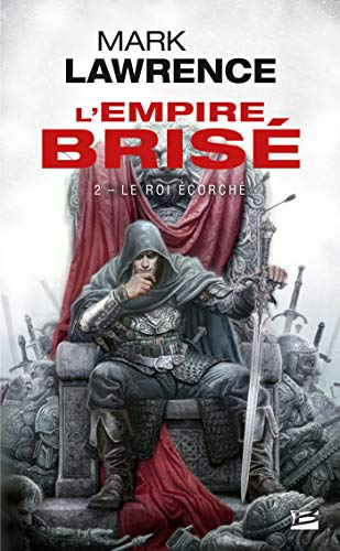 9782811215712: L'Empire Brise, T2 : le Roi Ecorche