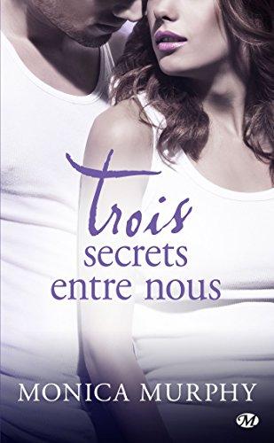 9782811215903: Trois secrets entre nous