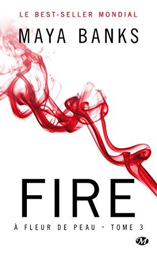 9782811216283: A Fleur de Peau, T3 : Fire
