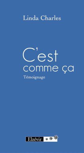 9782811400309: C'Est Comme Ca