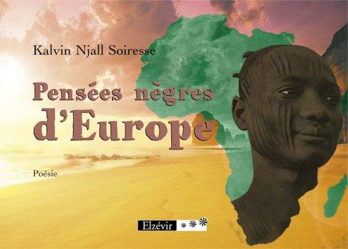 9782811400514: Pensées Nègres d'Europe