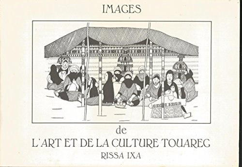9782811421724: Images de l'Art et de la Culture Touareg
