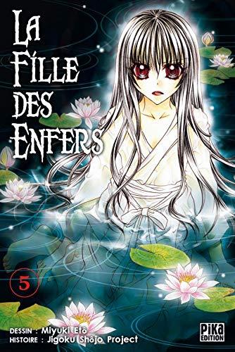 9782811600204: Fille Des Enfers (la) Vol.5