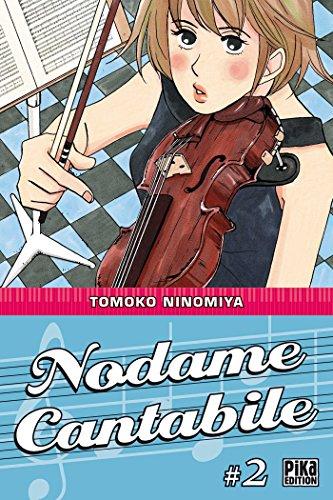 NODAME CANTABILE T02: NINOMIYA TOMOKO