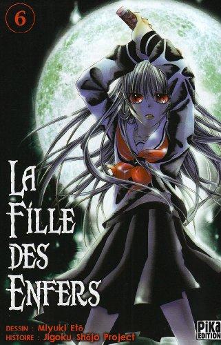 9782811600488: Fille Des Enfers (la) Vol.6