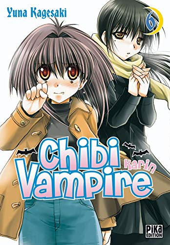 9782811601409: Karin, Chibi Vampire Vol.6