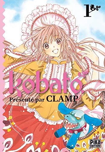 KOBATO T01: CLAMP